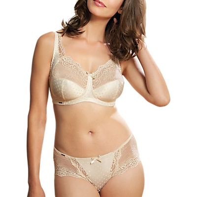 Royce Lace Detail Full Cup 1143 Bra, Ivory