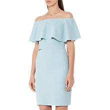 Buy Reiss Balm Off-the-Shoulder Bardot Dress Online at johnlewis.com