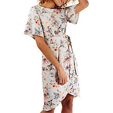 Buy Closet Floral Kimono Dress, Multi Online at johnlewis.com