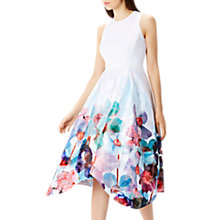 Buy Coast Azure Orsay Midi Dress Online at johnlewis.com