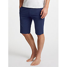 Buy Polo Ralph Lauren Signature Lounge Shorts, Navy Online at johnlewis.com