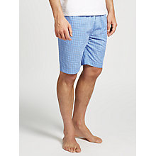 Buy Polo Ralph Lauren James Woven Lounge Shorts, Blue Online at johnlewis.com