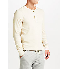 Buy Polo Ralph Lauren Long Sleeve Henley T-Shirt Online at johnlewis.com