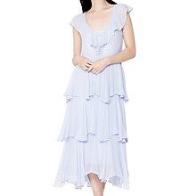 Buy Ghost Mica Dress, Heather Online at johnlewis.com