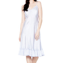 Buy Ghost Tessa Dress, Heather Online at johnlewis.com