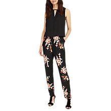 Buy Phase Eight Oriental Print Jumpsuit, Multi Online at johnlewis.com