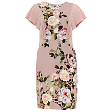 Buy Phase Eight Livvy Dress, Rose/Quartz Online at johnlewis.com