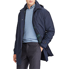 Buy Polo Ralph Lauren 3-in-1 Down Fill Coat, Village Navy Online at johnlewis.com