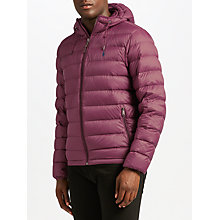 Buy Polo Ralph Lauren Lightweight Padded Jacket, Autumn Wine Online at johnlewis.com