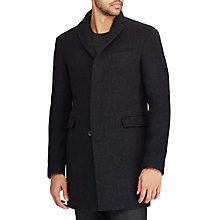 Buy Polo Ralph Lauren Paddock Coat, Grey Online at johnlewis.com