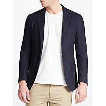 Buy Polo Ralph Lauren Mesh Blazer, Navy Online at johnlewis.com