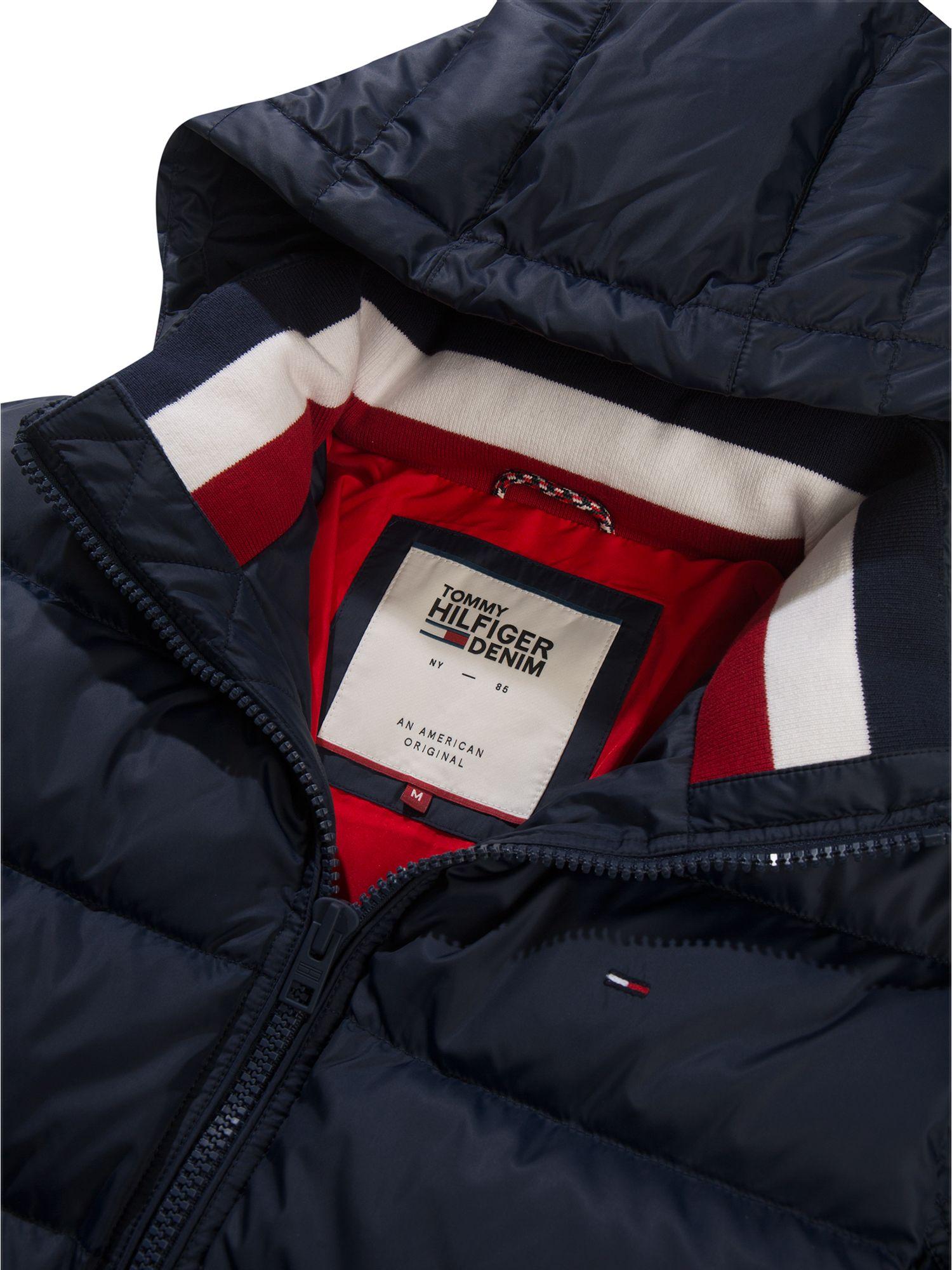 Tommy Hilfiger Baby Girls Essential Basic Down Jacket