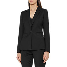 Buy Reiss Huxley Blazer, Black Online at johnlewis.com