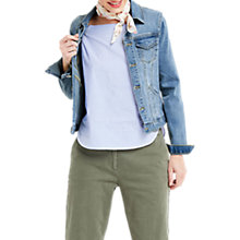 Buy Oasis Willow Denim Jacket Online at johnlewis.com