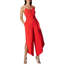 Buy Karen Millen Daywear Jumpsuit Online at johnlewis.com