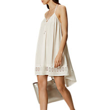 Buy Karen Millen Lace Up Strappy Summer Dress Online at johnlewis.com