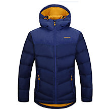 Buy Skogstad Children's Oldevatnet Down Jacket, Navy Online at johnlewis.com
