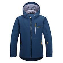 Buy Skogstad Children's Kvistberg 2-Layer Waterproof Jacket, Teal Online at johnlewis.com