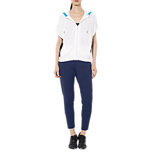 Buy Lauren Ralph Lauren Ashelay Straight Trousers, Spring Navy Online at johnlewis.com