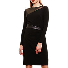 Buy Lauren Ralph Lauren Celeste Dress, Black Online at johnlewis.com