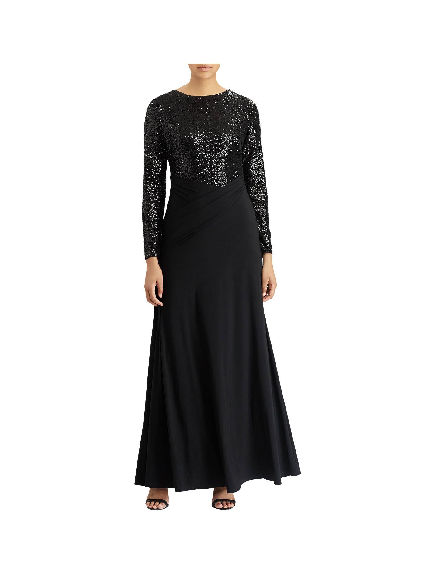 796ccf470dc Buy Lauren Ralph Lauren Bronx Sequin Maxi Dress