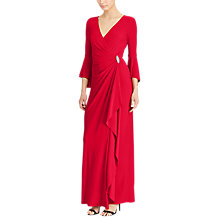 Buy Lauren Ralph Lauren Evening Maxi Dress Online at johnlewis.com