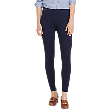 Buy Lauren Ralph Lauren Seamed Ponte Leggings Online at johnlewis.com