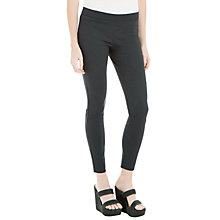 Buy Max Studio Ponte Leggings, Black Online at johnlewis.com