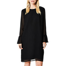 Buy Selected Femme Lima Dress, Black Online at johnlewis.com
