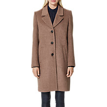 Buy Selected Femme Sasja Wool Blend Coat Online at johnlewis.com