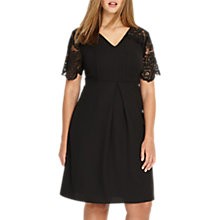 Buy Studio 8 Amber Dress, Black Online at johnlewis.com
