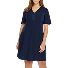 Buy Studio 8 Kelis Dress, Navy Online at johnlewis.com