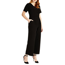 Buy Studio 8 Freya Jumpsuit, Black Online at johnlewis.com