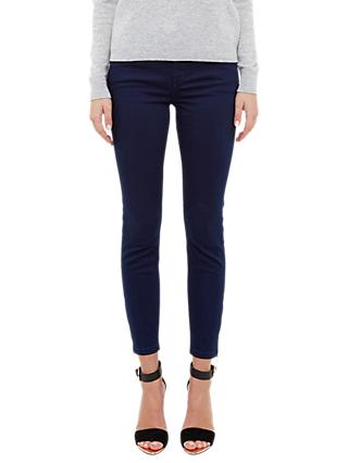 Ted Baker Dariaas Super Skinny Rinse Wash Jeans Short