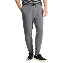 Buy Polo Ralph Lauren Joggers, Forest Grey Heather Online at johnlewis.com