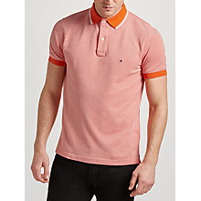 Buy Tommy Hilfiger Oxford Polo Shirt Online at johnlewis.com
