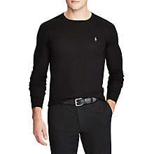 Buy Polo Ralph Lauren Knit Fit Jumper Online at johnlewis.com
