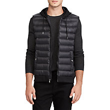 Buy Polo Ralph Lauren Hybrid Vest Gilet Online at johnlewis.com