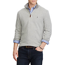 Buy Polo Ralph Lauren Half Zip Jumper Online at johnlewis.com