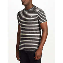 Buy Ralph Lauren Short Sleeve T-Shirt, Windsor Heather Online at johnlewis.com