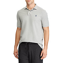 Buy Polo Ralph Lauren Polo Top, Andover Heather Online at johnlewis.com