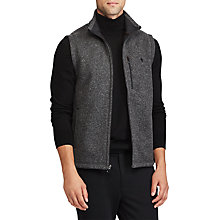 Buy Polo Ralph Lauren Sleeveless Knit Vest Online at johnlewis.com