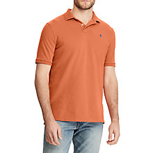 Buy Polo Ralph Lauren Knit Polo Shirt Online at johnlewis.com