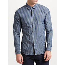 Buy Hilfiger Denim Stripe Shirt Online at johnlewis.com