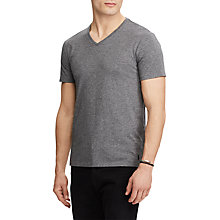 Buy Polo Ralph Lauren Short Sleeve V-Neck T-Shirt Online at johnlewis.com