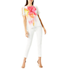 Buy Coast Ana Print Top, Multi Online at johnlewis.com