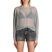 Buy AllSaints Elle Levita Jumper Online at johnlewis.com