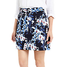 Buy Oasis Orchid Belted Skirt, Multi Online at johnlewis.com