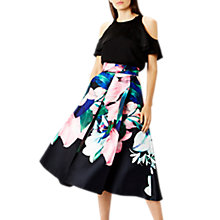 Buy Coast Brazil Print Full Skirt, Multi Online at johnlewis.com