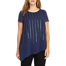 Buy Studio 8 Tasha Top, Navy Online at johnlewis.com